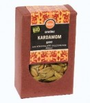 Bio Kardamon całe ziarna 25g  Fair Trade/Sri Lanka