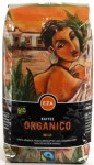 Bio Kawa Organico Mild ziarnista 1kg Fair Trade