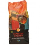 Kawa organiczna Espresso Italiano ziarnista 1kg Fair Trade