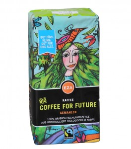 Bio Kawa For Future mielona 500g Fair Trade