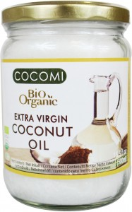 OLEJ KOKOSOWY VIRGIN BIO 500ml - COCOMI
