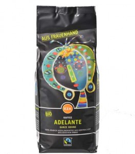 Bio Kawa Adelante ziarnista 1kg Fair Trade